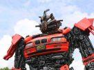 A Robot who works like human